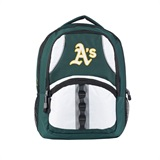 "Oakland Athletics MLB ""Captain"" Backpack"