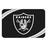 Oakland Raiders NFL Bath Rug