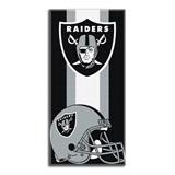 "Oakland Raiders ""Zone Read"" Beach Towel"