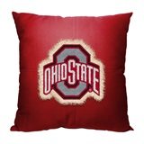 "Ohio State ""Letterman"" Pillow"