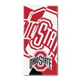 "Ohio State ""Puzzle"" Oversized Beach Towel"