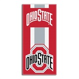 "Ohio State ""Zone Read"" Beach Towel"
