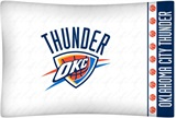 Oklahoma City Thunder Micro Fiber Pillow Case Logo