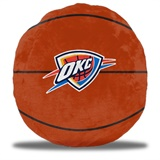 "Oklahoma City Thunder NBA ""Cloud"" Pillow"
