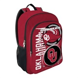 "Oklahoma Sooners NCAA ""Accelerator"" Backpack"
