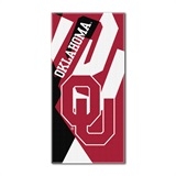 "Oklahoma Sooners ""Puzzle"" Oversized Beach Towel"