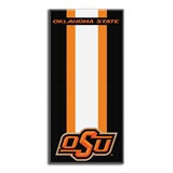 "Oklahoma State ""Zone Read"" Beach Towel"