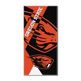 "Oregon State ""Puzzle"" Oversized Beach Towel"