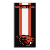 "Oregon State ""Zone Read"" Beach Towel"