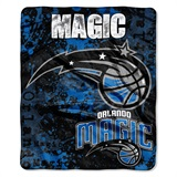 "Orlando Magic NBA ""Dropdown"" Raschel Throw"