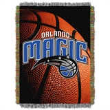 "Orlando Magic NBA ""Photo Real"" Woven Tapestry Throw"