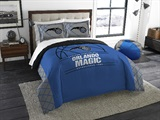 "Orlando Magic NBA ""Reverse Slam"" Full/Queen Comforter"