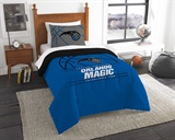 "Orlando Magic NBA ""Reverse Slam"" Twin Comforter"