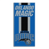 "Orlando Magic NBA ""Zone Read""  Beach Towel"
