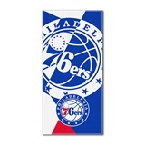 "Philadelphia 76ers NBA ""Puzzle"" Oversized Beach Towel"