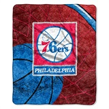 "Philadelphia 76ers NBA ""Reflect"" Sherpa Throw"
