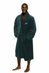 Philadelphia Eagles Large/Extra Large Silk Touch Men's Bath Robe