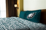 "Philadelphia Eagles NFL ""Anthem"" Twin Sheet Set"