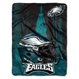 "Philadelphia Eagles NFL ""Heritage"" Silk Touch Throw"