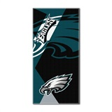 "Philadelphia Eagles NFL ""Puzzle"" Beach Towel"