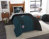 "Philadelphia Eagles NFL ""Soft & Cozy"" Twin Comforter Set"