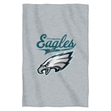 "Philadelphia Eagles NFL ""Sweatshirt"" Throw"