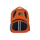 "Philadelphia Flyers NHL ""Captain"" Backpack"