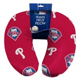 Philadelphia Phillies MLB Beaded Neck Pillow