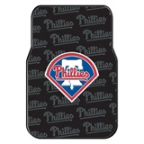 Philadelphia Phillies MLB Car Floor Mat Set