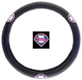 Philadelphia Phillies MLB Steering Wheel Cover
