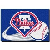 Philadelphia Phillies MLB Tufted Rug