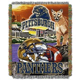 "Pittsburgh ""Home Field Advantage"" Woven Tapestry Throw"