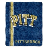 "Pittsburgh ""Jersey"" Sherpa Throw"