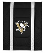 Pittsburgh Penguins Sidelines Comforter