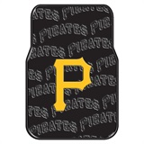 Pittsburgh Pirates MLB Car Floor Mat Set