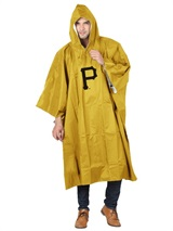 Pittsburgh Pirates MLB Deluxe Poncho