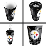 Pittsburgh Steelers  NFL 4 piece Bath Set
