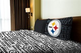 "Pittsburgh Steelers NFL ""Anthem"" Twin Sheet Set"