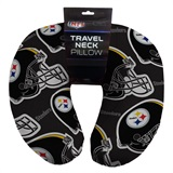 Pittsburgh Steelers NFL Beaded Neck Pillow