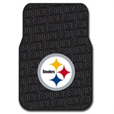 Pittsburgh Steelers NFL Car Floor Mat