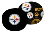 "Pittsburgh Steelers NFL ""Cloud"" 11 inch Pillow"