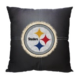 Pittsburgh Steelers NFL Letterman Pillow