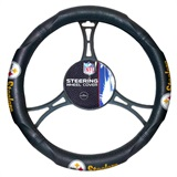 Pittsburgh Steelers NFL Steering Wheel Cover