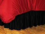 Portland Trailblazers Bedskirt Twin