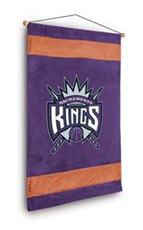Sacramento Kings MVP Wallhanging