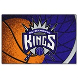 Sacramento Kings NBA Large Tufted Rug