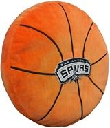 San Antonio Spurs NBA Basketball Shaped 3D Pillow