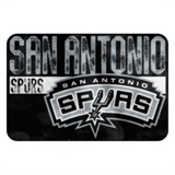 "San Antonio Spurs NBA ""Worn Out"" Bath Mat"