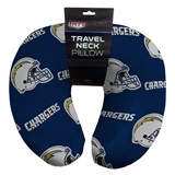 San Diego Chargers Beaded Neck Pillow