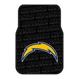 San Diego Chargers Car Floor Mat Set